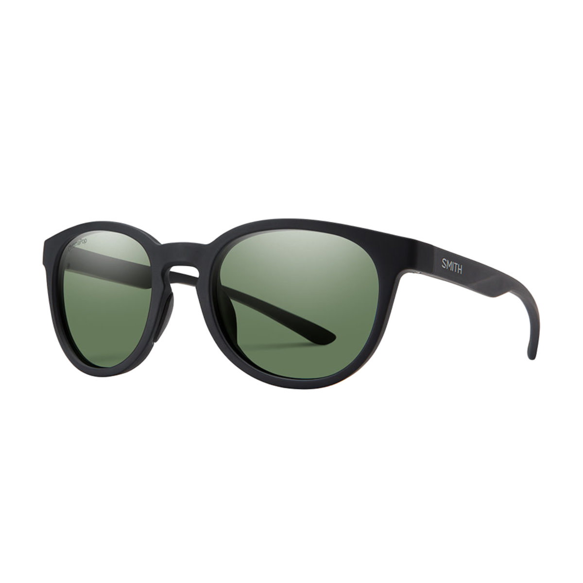 Smith Smith Eastbank Matte Black / Grey Green