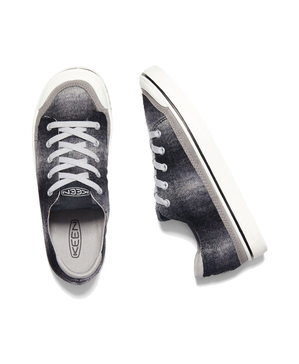 Keen Elsa IV Sneaker Black Plaid