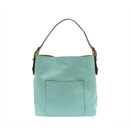 Joy Susan Classic Hobo Handbag Capris Turquoise