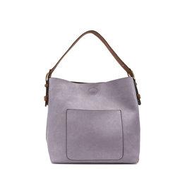 Joy Susan Classic Hobo Handbag Wisteria