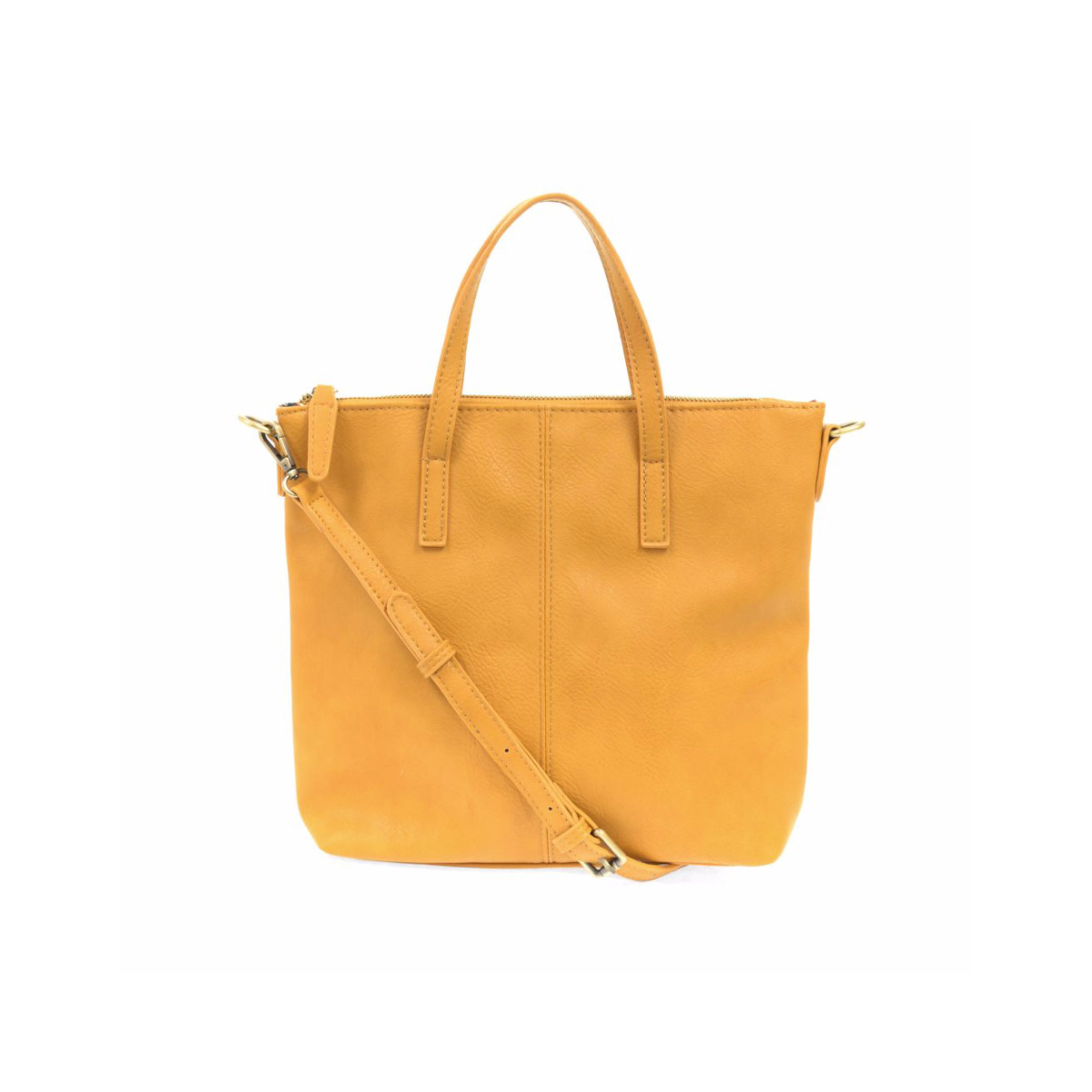 Joy Susan Joy Susan Kim Top Zip Medium Tote Amber