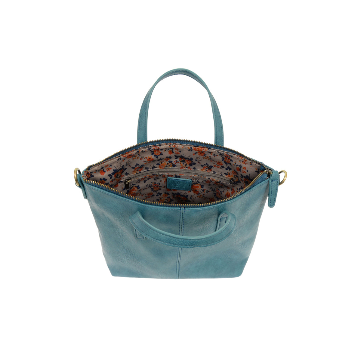 Joy Susan Joy Susan Kim Top Zip Medium Tote Waters Edge
