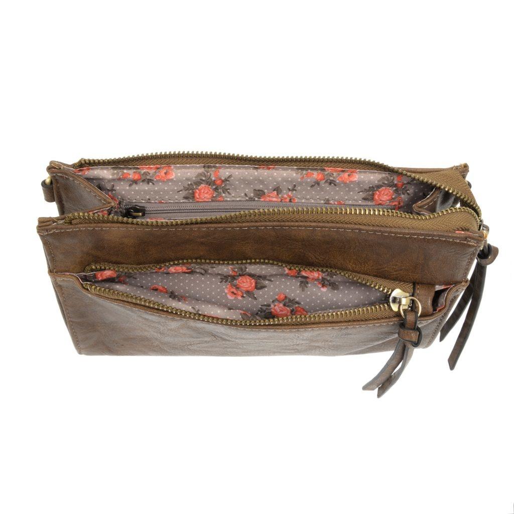 Joy Susan Joy Susan Cece Vintage Handbag Mocha