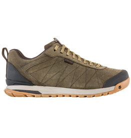 Oboz Bozeman Low Leather Canteen