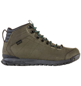 Oboz Men's Bozeman Mid Leather Loden