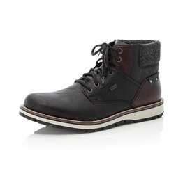 Rieker Men's 38434-00 Black