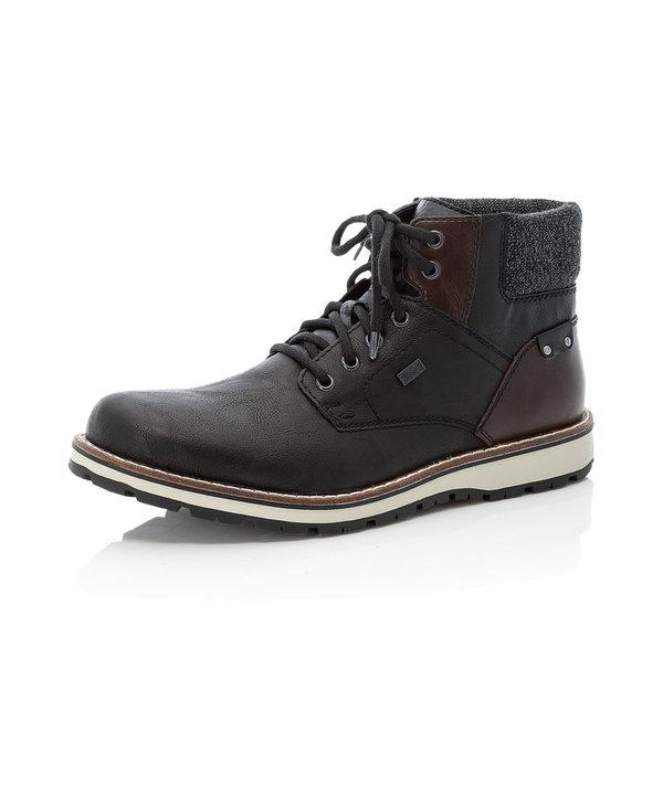 Rieker Men's 38434-00 Black