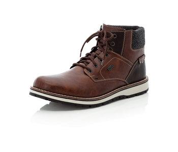 Rieker Men's 38434-26 Brown