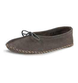 Laurentian Chief Women's Ballerina Slipper Grey