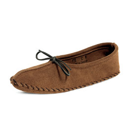Laurentian Chief Women's Ballerina Slipper Tan