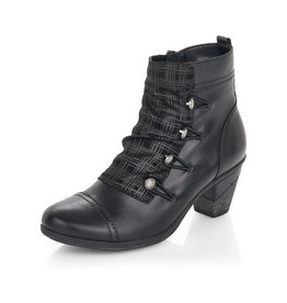 Remonte Women's D8792-04 Black