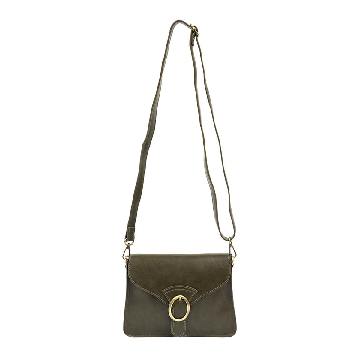 Joy Susan Joy Susan Drea Crossbody Handbag Olive