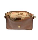 Joy Susan Joy Susan Drea Crossbody Handbag Cognac