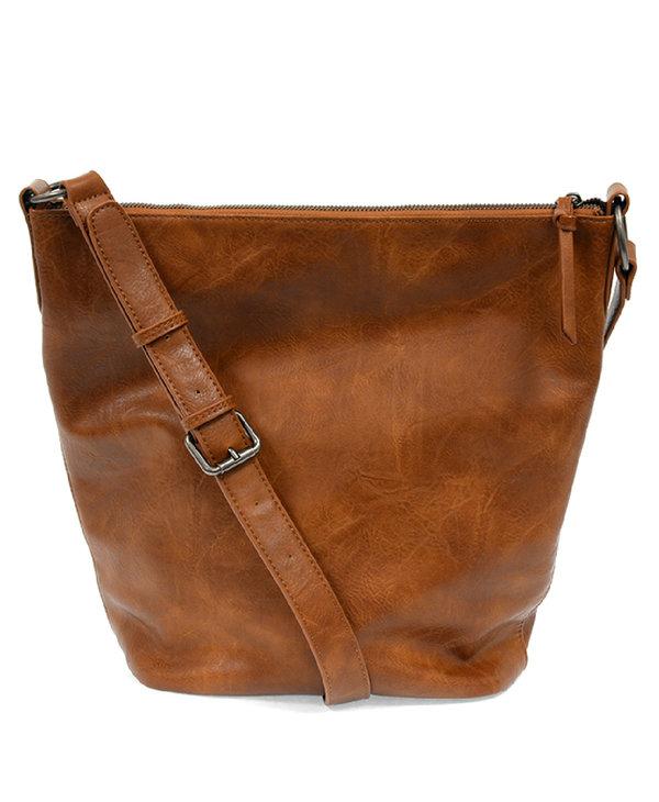 Joy Susan Nori Bucket Bag Caramel