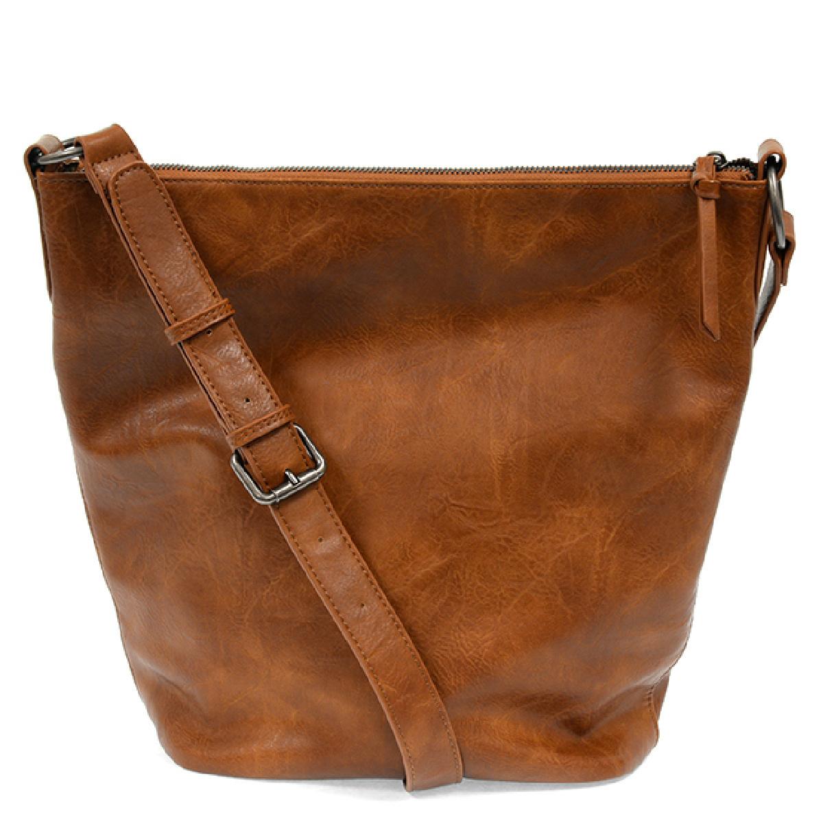 Joy Susan Joy Susan Nori Bucket Bag Caramel