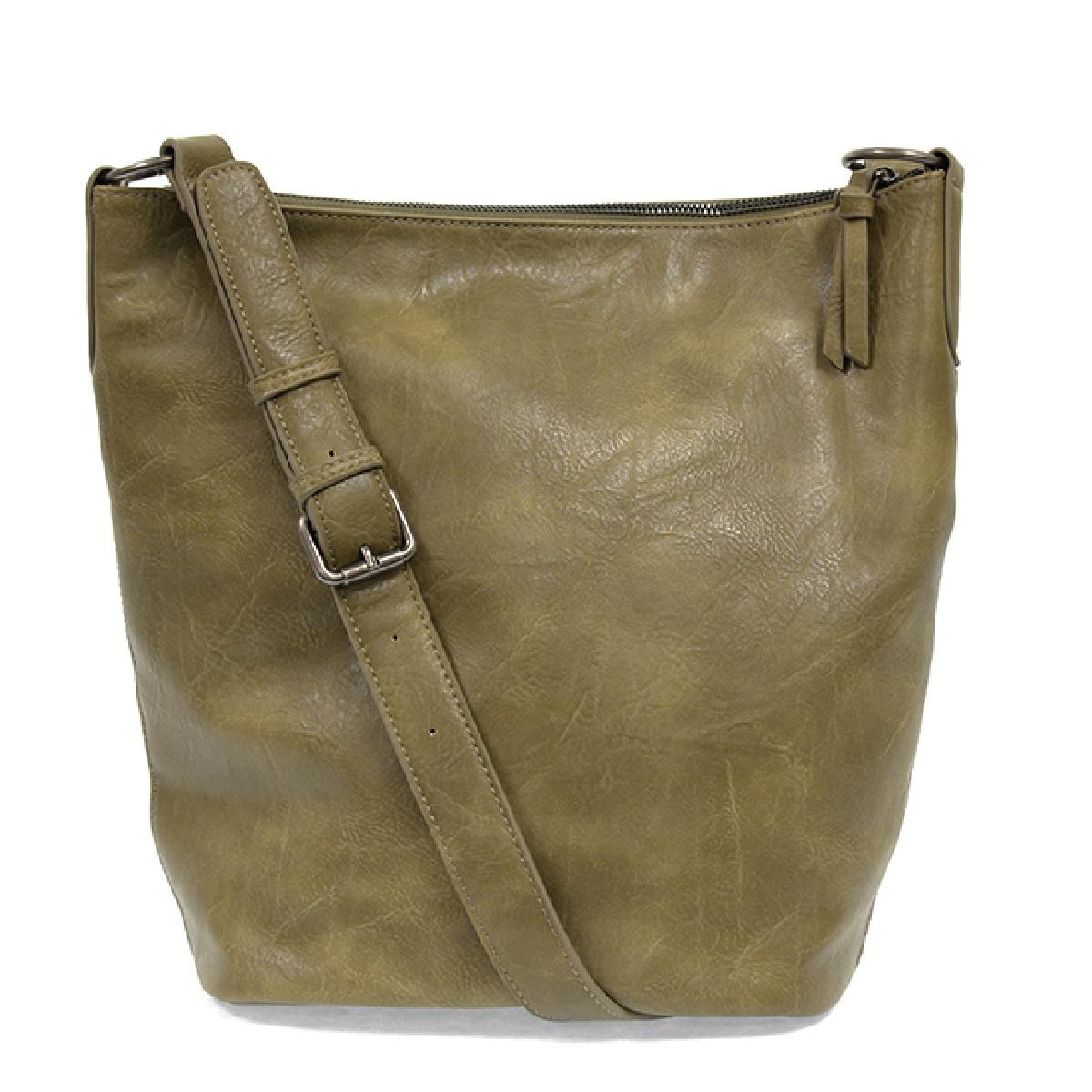 Joy Susan Joy Susan Nori Bucket Bag Sage