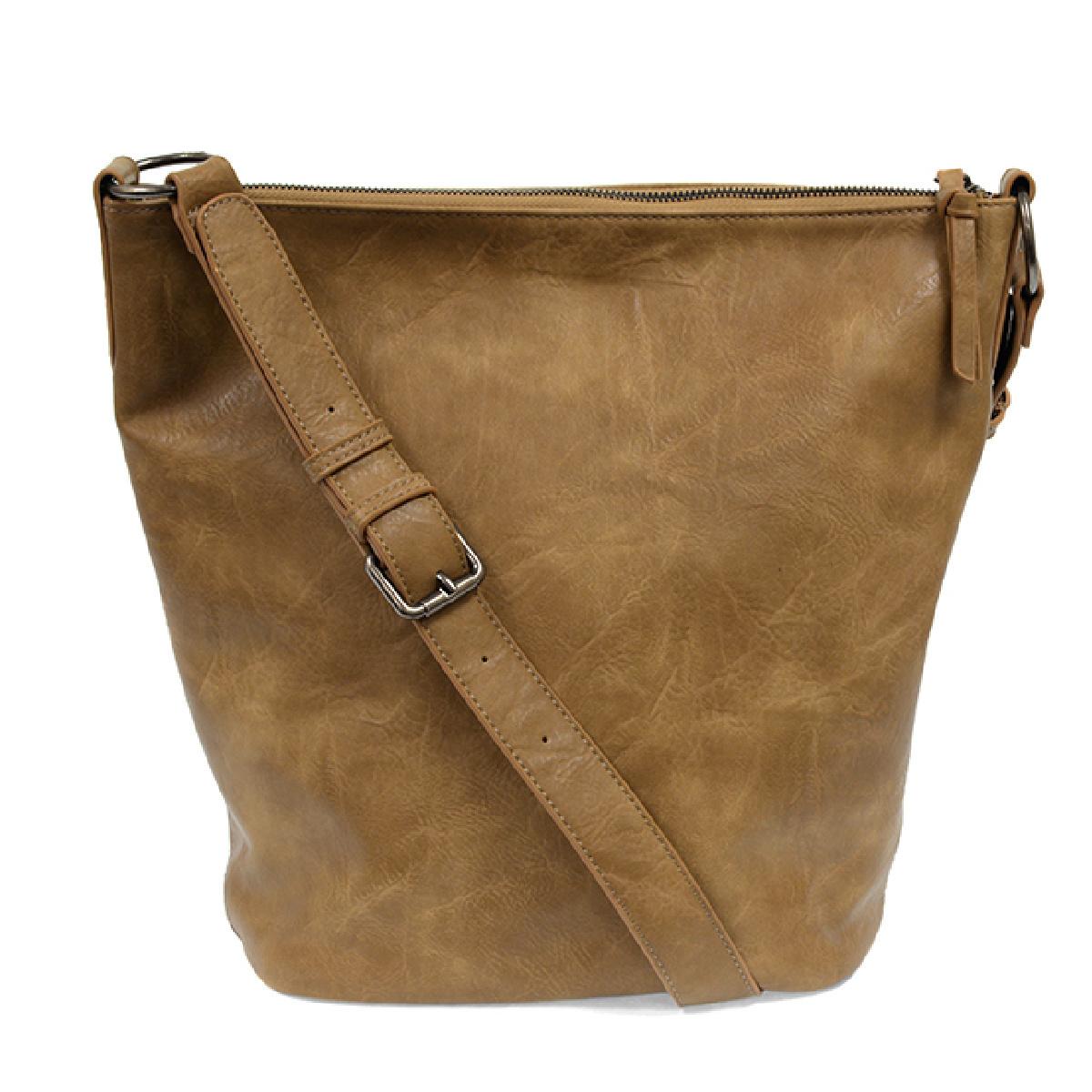 Joy Susan Joy Susan Nori Bucket Bag Vintage Camel