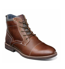 Nunn Bush Men's Fuse Chukka Brandy