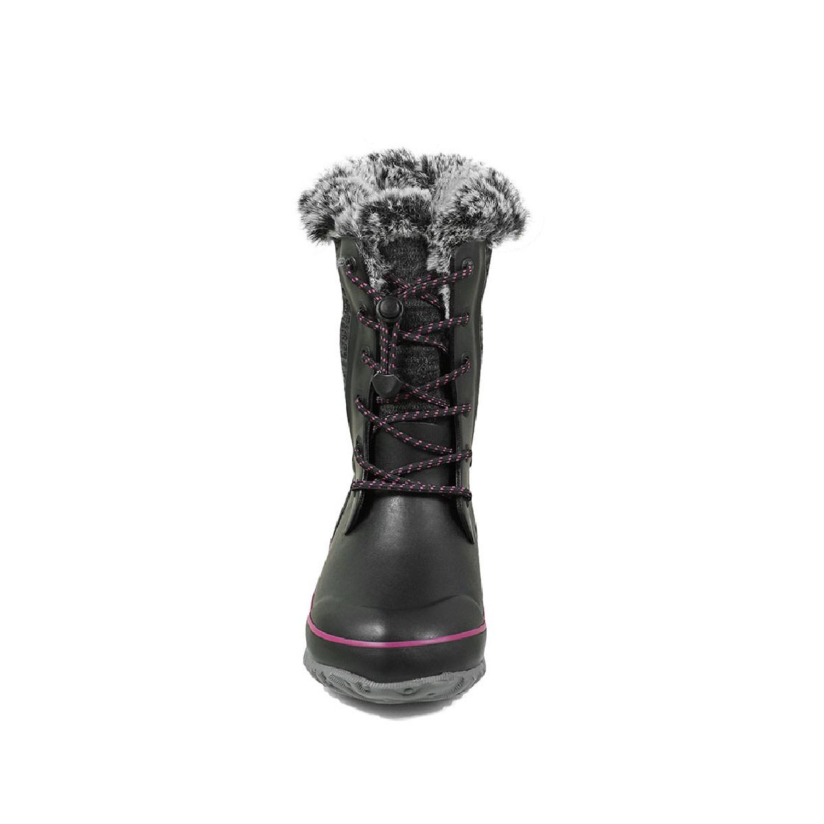 BOGS Kid's Arcata Knit Black