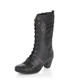 Remonte Women's D8791-03 Black