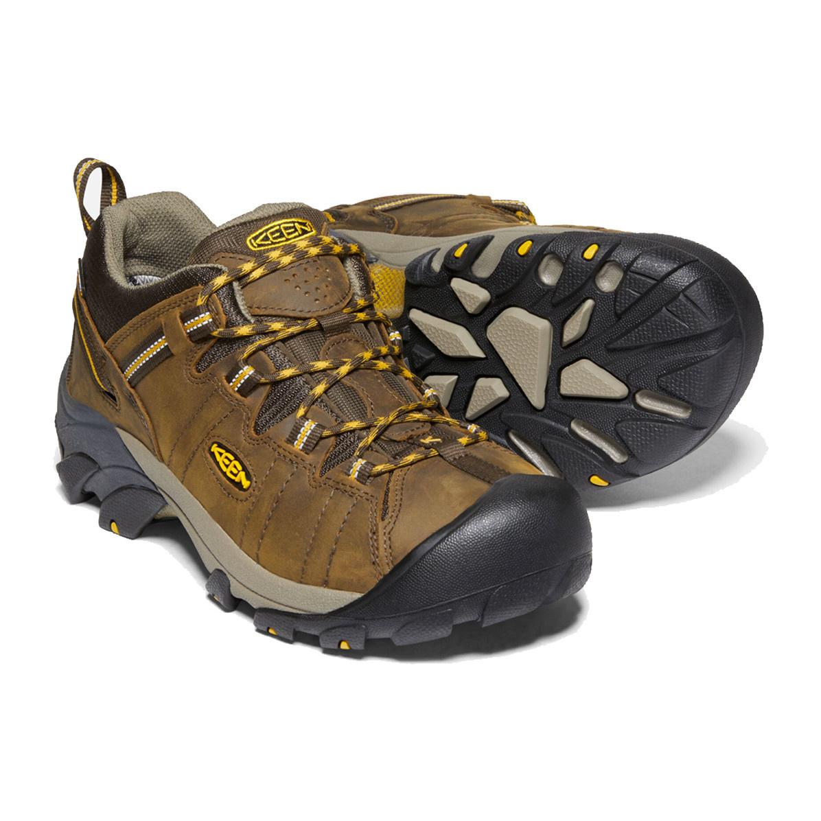 Keen Keen Men's Targhee II Waterproof Cascade Brown