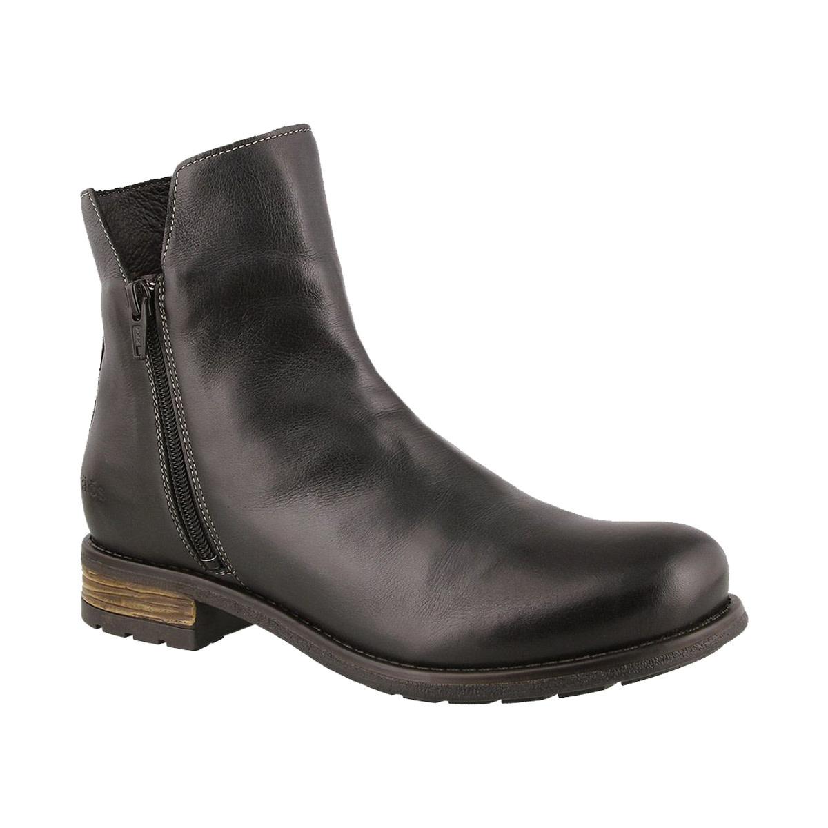 Taos Footwear Taos Women's Zip It Black