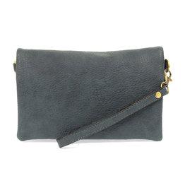 Joy Susan Kate Crossbody Handbag Dark Chambray