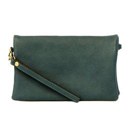 Joy Susan Kate Crossbody Handbag Dark Teal