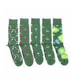 Friday Sock Co. Friday Sock Co. Men's 5Pk Laundry Box Socks
