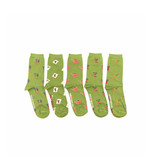 Friday Sock Co. Friday Sock Co. Women's 5Pk Laundry Box Socks