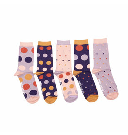 Friday Sock Co. Women's 5Pk Laundry Box Socks