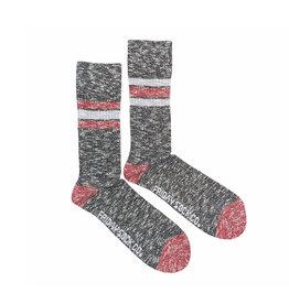 Friday Sock Co. Men's Black Bear Camp Socks