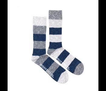 Friday Sock Co. Men's Moraine Lake Camp Socks