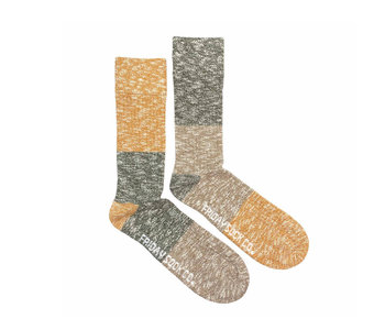 Friday Sock Co. Men's Larch Valley Camp Socks