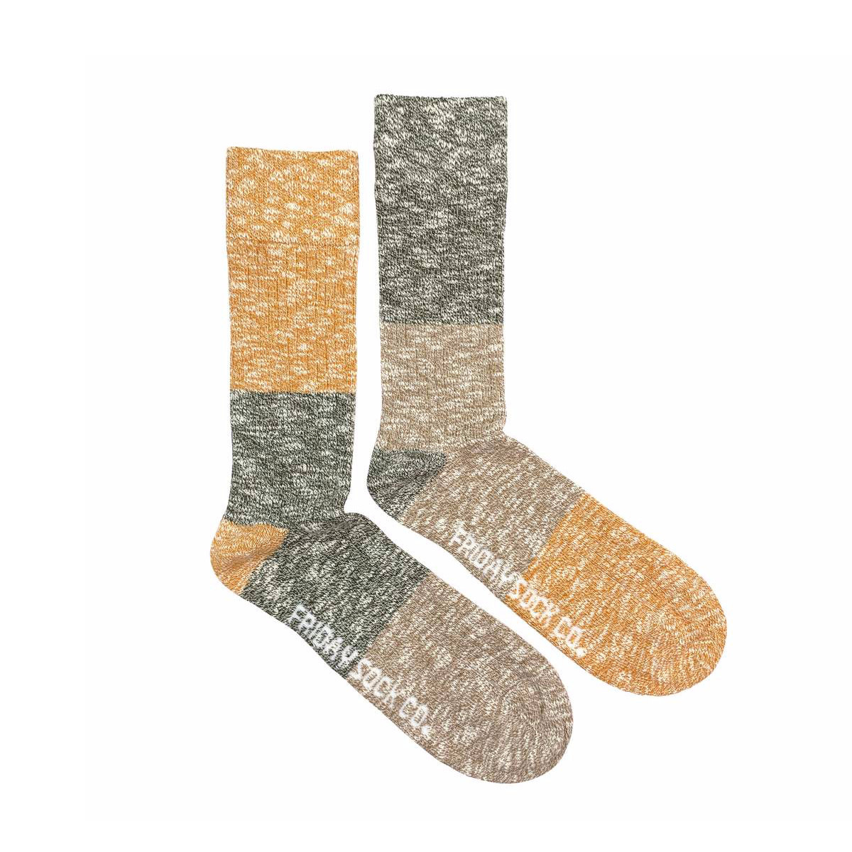 Friday Sock Co. Friday Sock Co. Men's Larch Valley Camp Socks