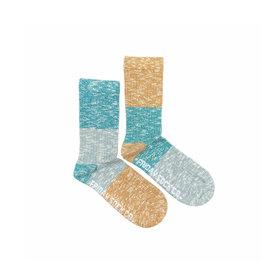 Friday Sock Co. Women's Morning River Camp Socks