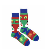 Friday Sock Co. Friday Sock Co. Men's Ugly  Xms M 7 - 12 (W 8 - 13)