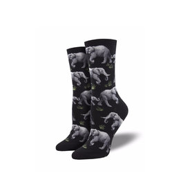 Socksmith Women's Cotton Raising a Herd