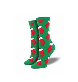 Socksmith Women's Cotton Blend Socks Christmas Coal