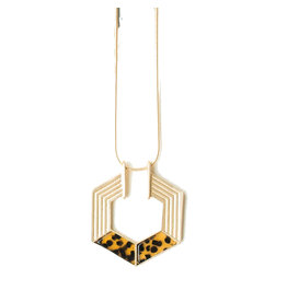 Michelle McDowell Gold Harlow Necklace
