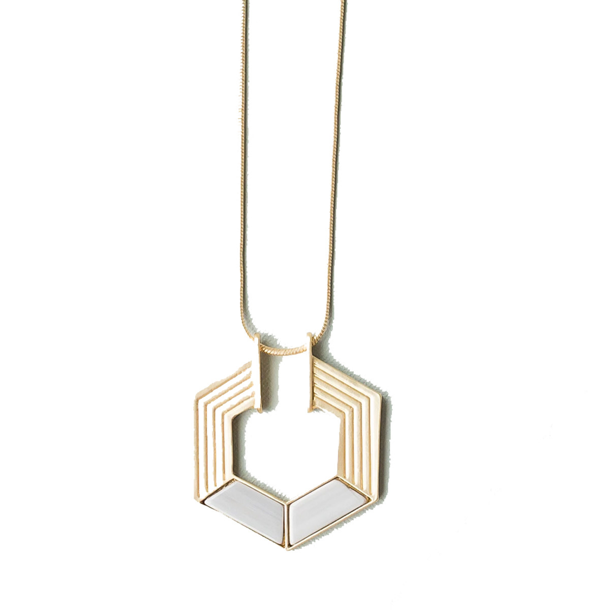 Michelle McDowell Michelle McDowell Gold Harlow Necklace