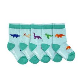 Friday Sock Co. Baby Dinosaur 5 Pk
