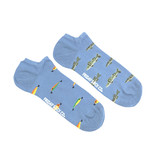 Friday Sock Co. Friday Sock Co. Men's Fish & Fishing Ankle M 7 - 12 (W 8 - 13)