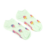 Friday Sock Co. Friday Sock Co. Women's Popsicle Ankle W 5 - 10 (M - 4 - 8)