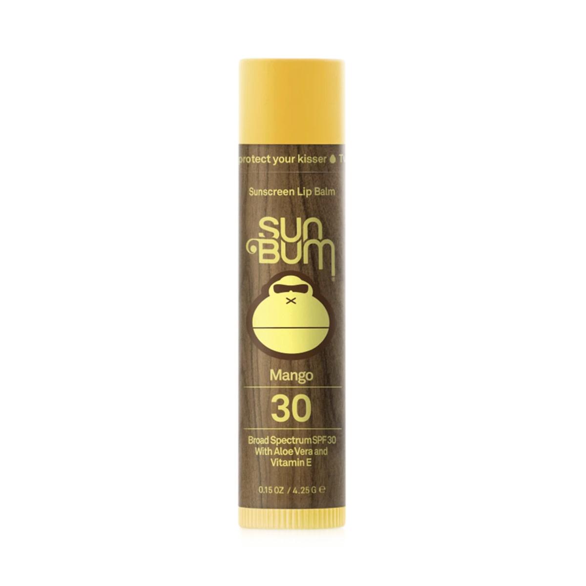 Sun Bum Sun Bum SPF 30 Mango Lip Balm
