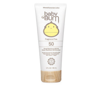 Sun Bum Baby Bum SPF 50 Lotion