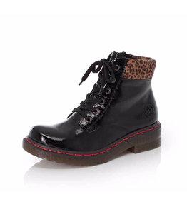 Rieker Women's  76212-00 Black