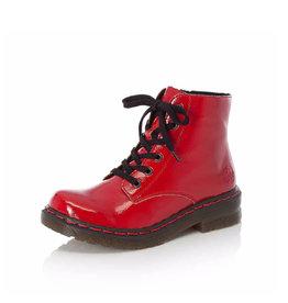 Rieker Women's  76240-33 Red