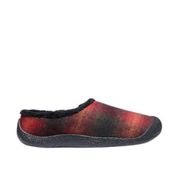 Keen Howser Slide Red Plaid