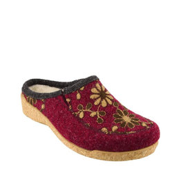 Taos Women's Woolderness Cranberry